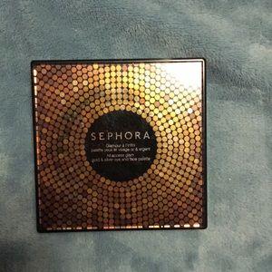 Sephora Glamour eyeshadow palette